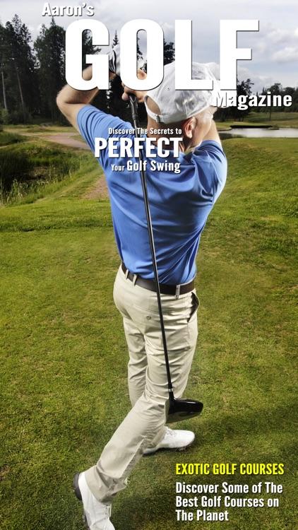 Aarons Golf Magazine