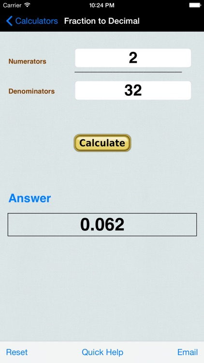 Decimal to Fraction Converter+ screenshot-3