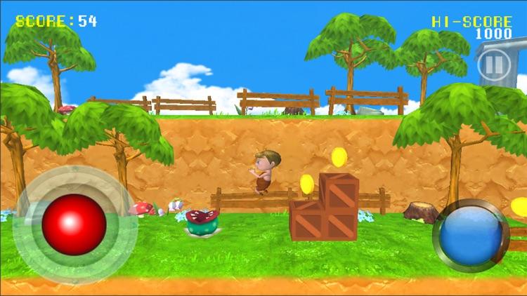 Platformer Hero Lode Classic screenshot-3
