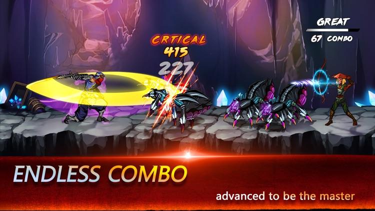 Soul Of  Ninja screenshot-3