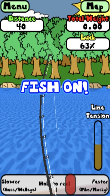 Doodle Fishing screenshot-3