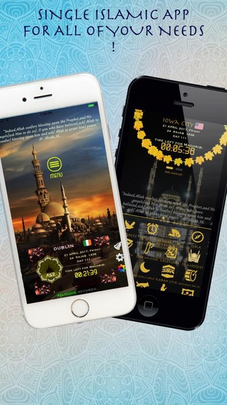 Adhan - Muslim Prayer Times - Online Game Hack and Cheat