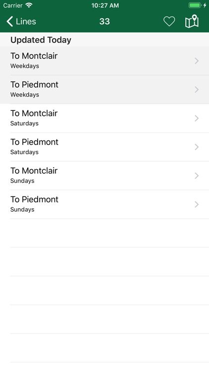 Schedules - AC Transit screenshot-1