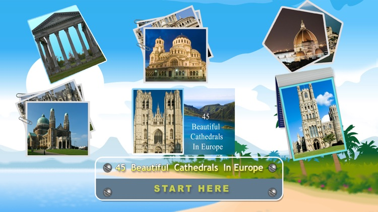 Amazing Cathedrals in Europe screenshot-0