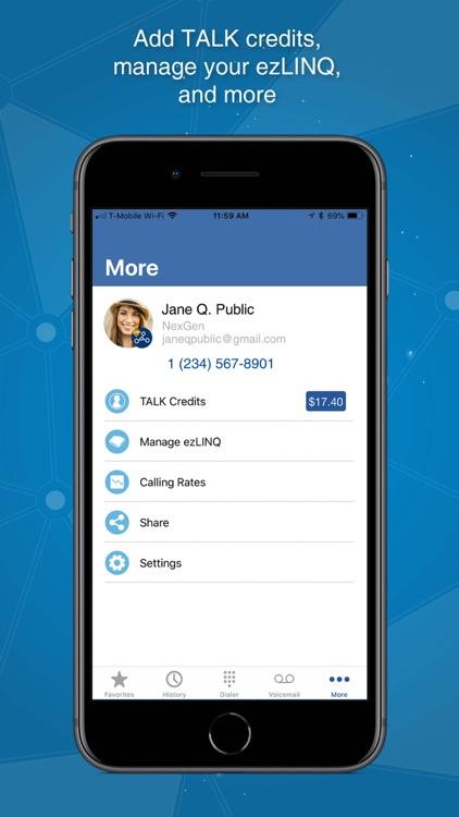 netTALK International Calling screenshot-4