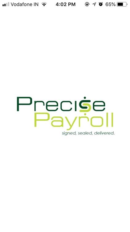 Precise Paycheck