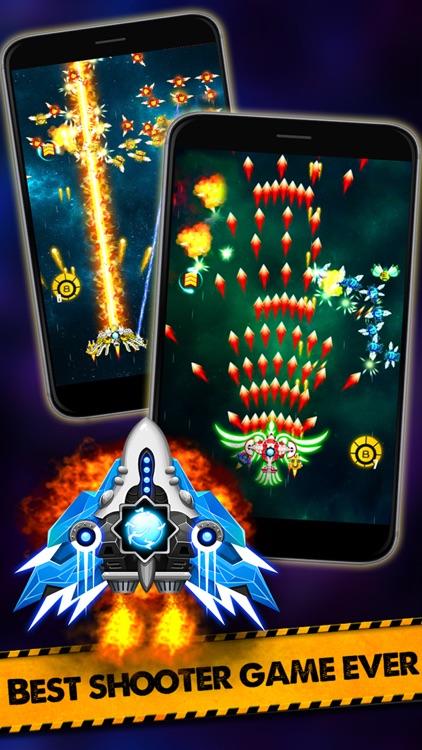 Galaxy Attack: Space Shooter screenshot-0