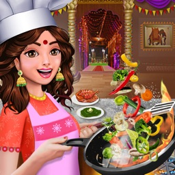 Indian Food Chef Cooking Game