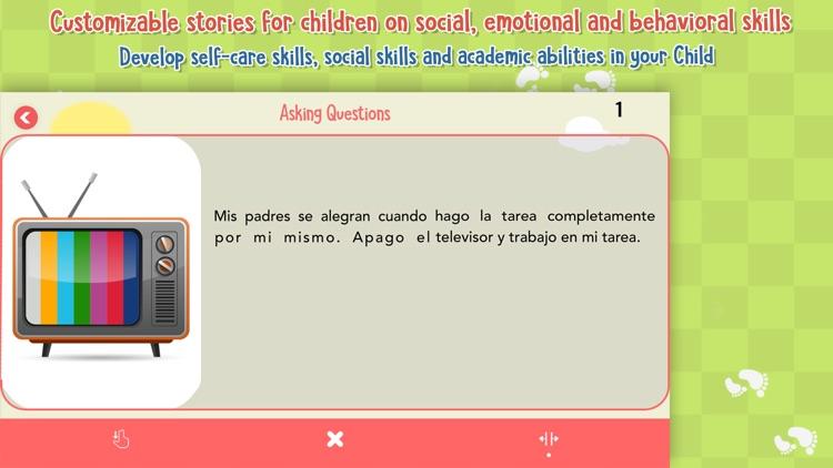 Visual Schedule & Social Story screenshot-3