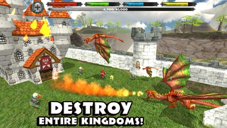 World of Dragons: 3D Simulator