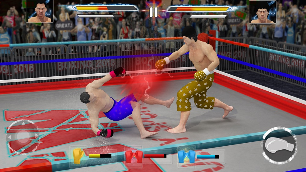 Play Boxing Games 2019 hack tool
