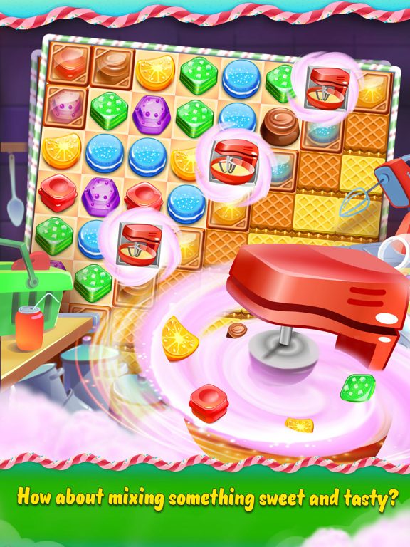 Sweet Candies 3 screenshot 9