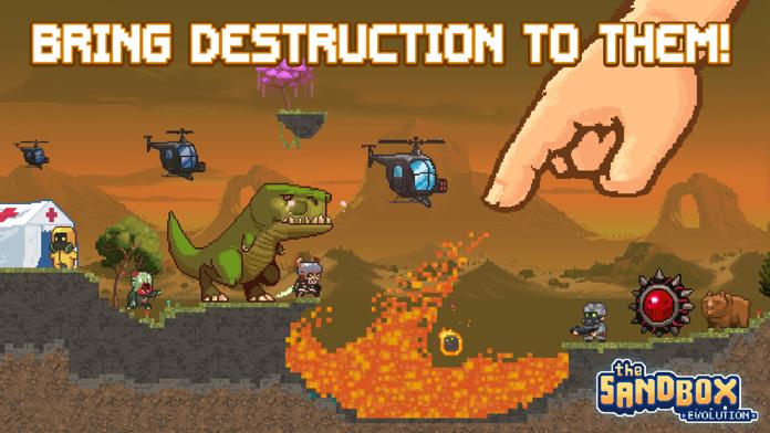 The Sandbox Evolution Screenshot