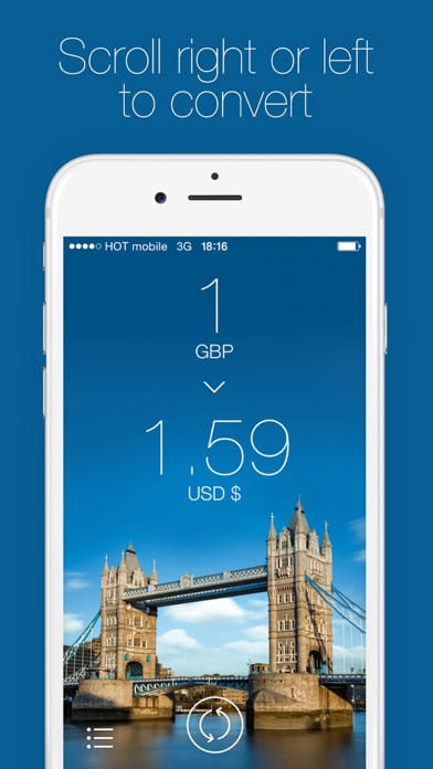 Change - Currency Exchange Screenshot 2