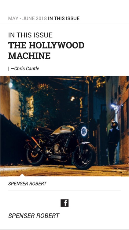 Motorcyclist Mag screenshot-4