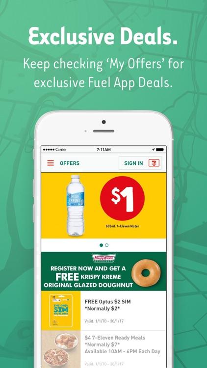 7-Eleven Fuel screenshot-4