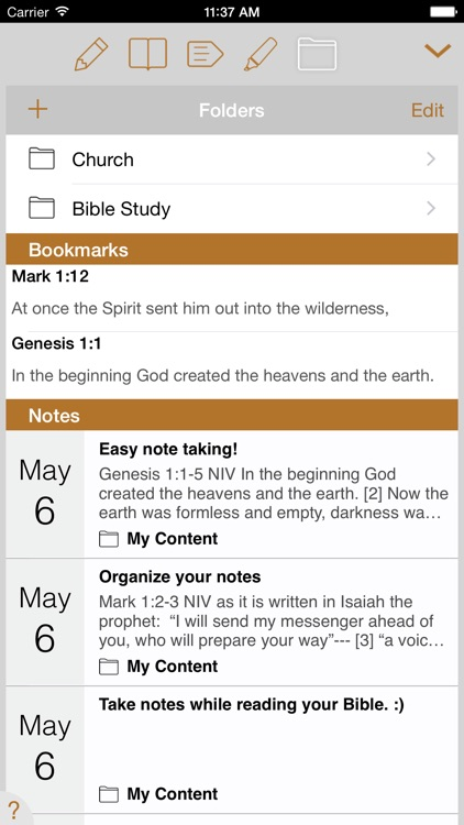 Jesus Calling Devotional Bible screenshot-3