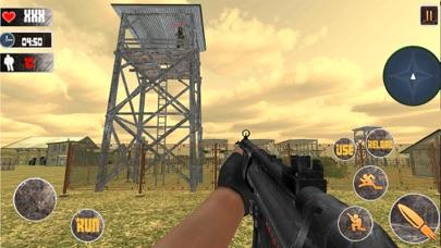 Modern Action US Army Shoot screenshot one