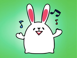 We would like to introduce Lovely rabbit emoji stickers for iMessage, It is amazing collection stickers in iPhone and iPad to Chat funny with friends