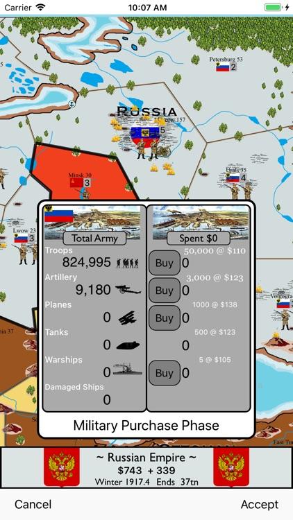 War in Europe screenshot-5