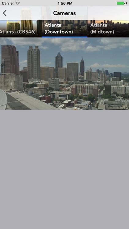 Atlanta Weather - CBS46 WGCL screenshot-4