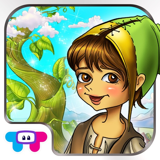 Jack and the Beanstalk Book icon