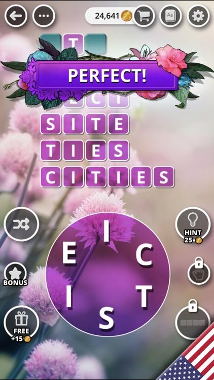 Bouquet of Words - Word Game screenshot-9