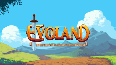 Screenshot from Evoland