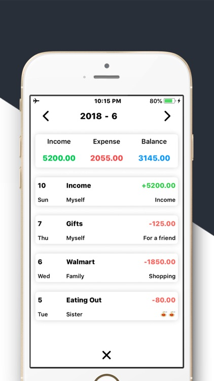 Daily Expense-Spending Tracker screenshot-4