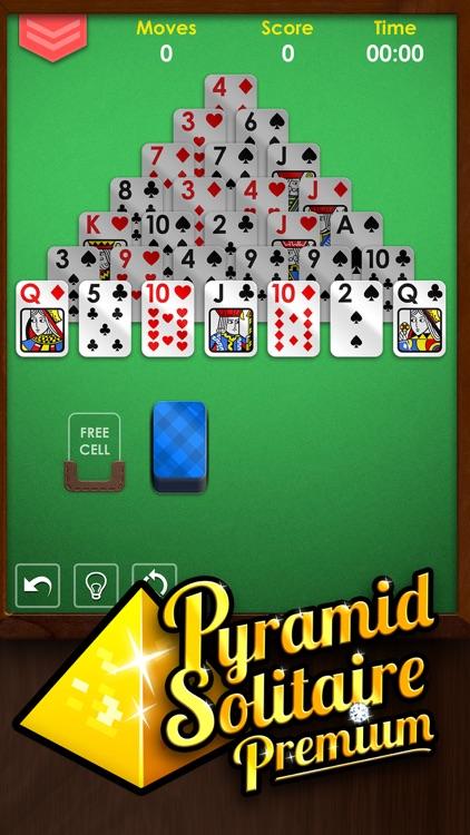 Pyramid Solitaire Premium Free