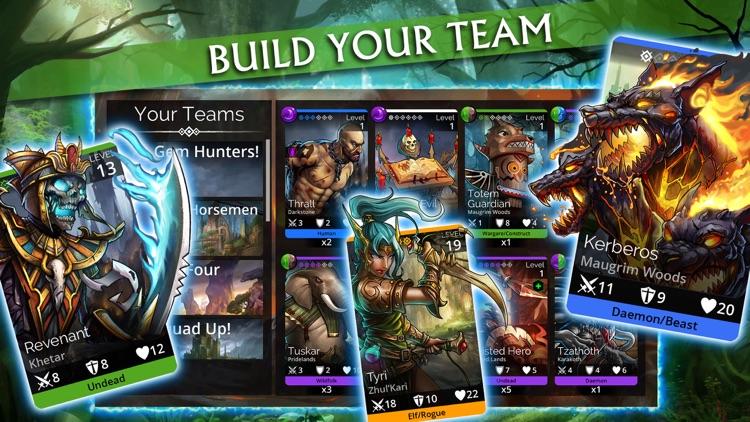 Gems of War – Match 3 RPG
