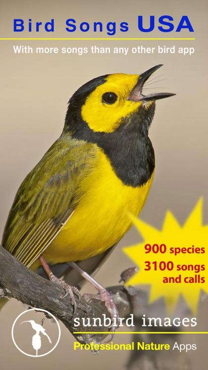 Bird Songs USA & Canada (3100)