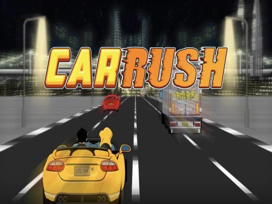 Car Rush 1980s screenshot 5