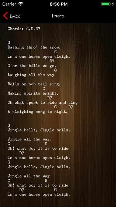 Ukulele Christmas Playalongs screenshot four