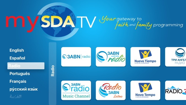 My SDA TV on the App Store