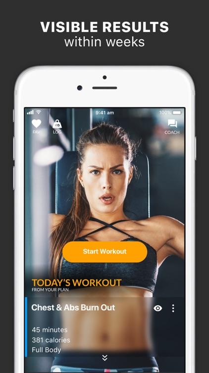 Gym Plan: Fitness