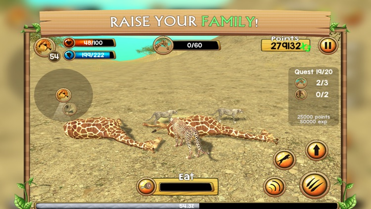 Wild Animal Simulators screenshot-4