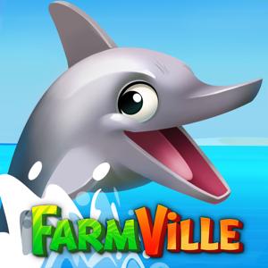 FarmVille: Tropic Escape Games app