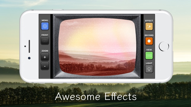VHS Camera on the App Store