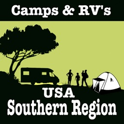 Southern Region Camps & RV's