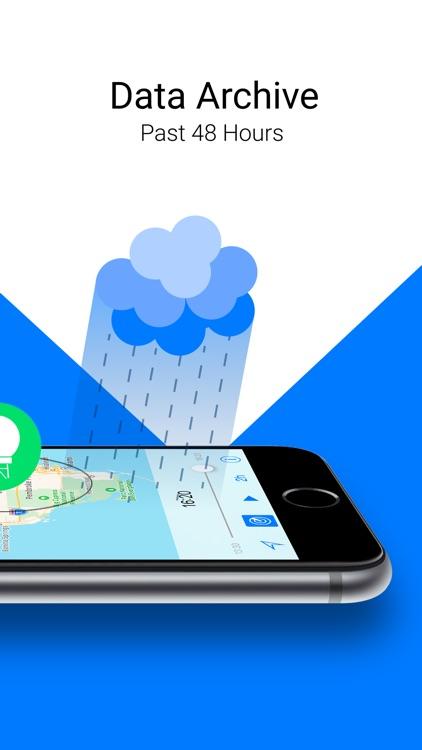 RainViewer: Live Weather Radar screenshot-4