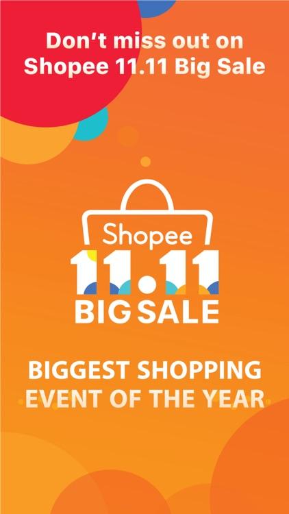 Shopee: 11.11 Big Sale screenshot-0