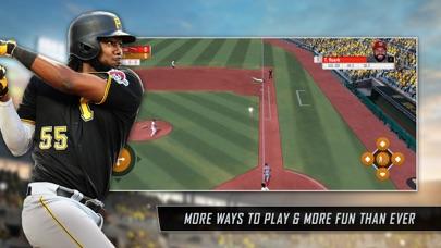 Screenshot for R.B.I. Baseball 18 in United States App Store