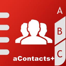 aContacts - Contact Manager