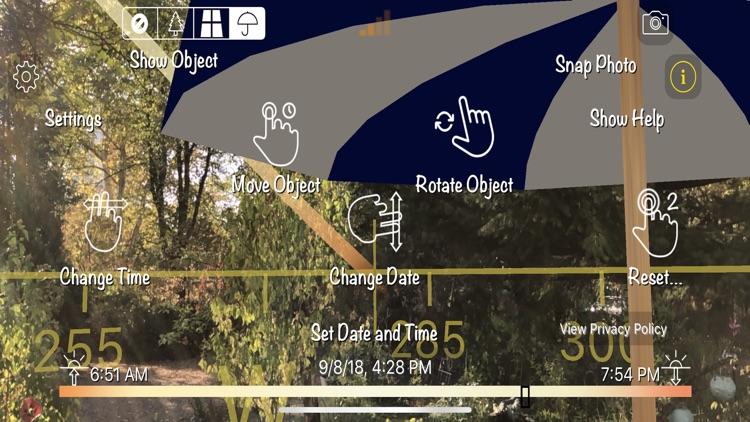 AR SunBlock: Shadow Visualizer screenshot-4