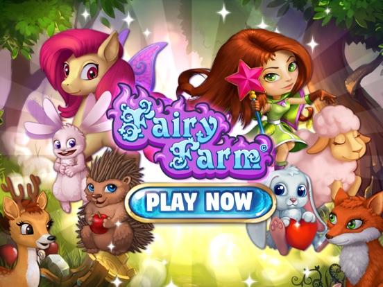 Игра Волшебная Ферма: Маленькая страна приключений