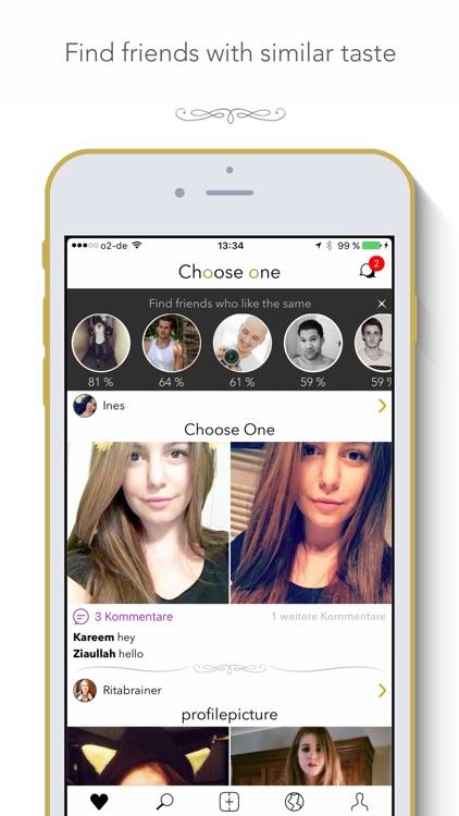 Choose One - The App screenshot-3