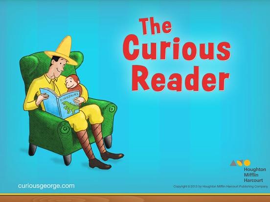Curious George: Book Readerのおすすめ画像1