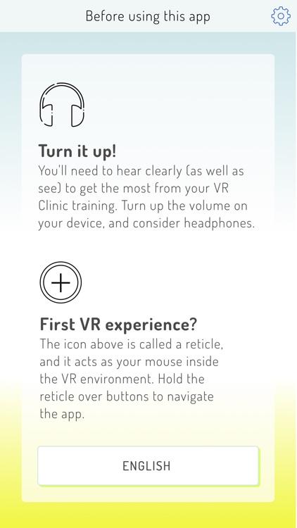 VR Clinic screenshot-3