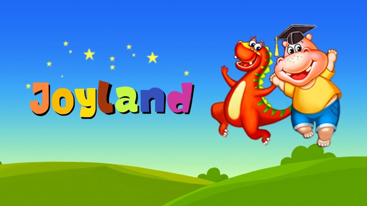 Joyland- Kids Learning Games screenshot-4